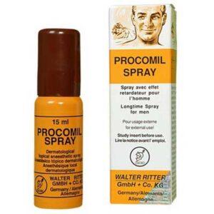 XTS09K Thuốc xịt kéo dài quan hệ Procomil Spray chính hãng